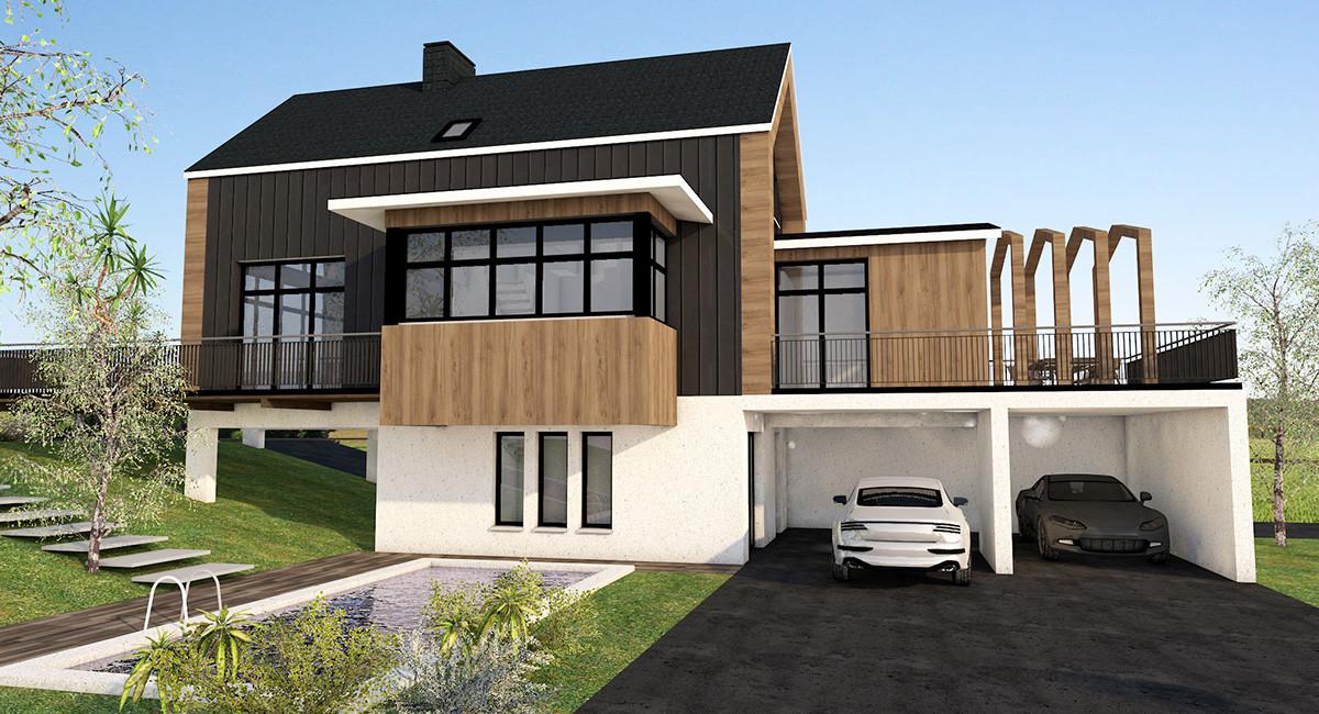 Concept création maison design à Saint-Malo, Granville, Avranches