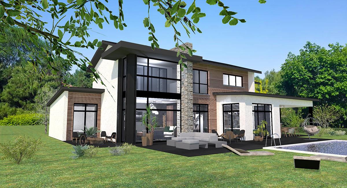 Concept création maison exception à Saint-Malo, Granville, Avranches