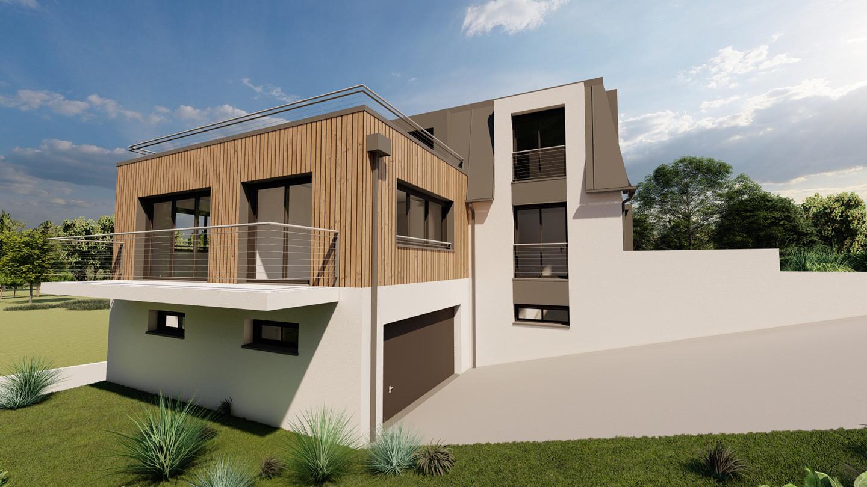 Concept création maison renovation-extension à Saint-Malo, Granville, Avranches
