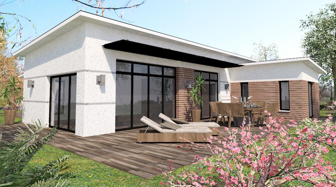 Constructeur de maisons individuelles, primo-accédant, design