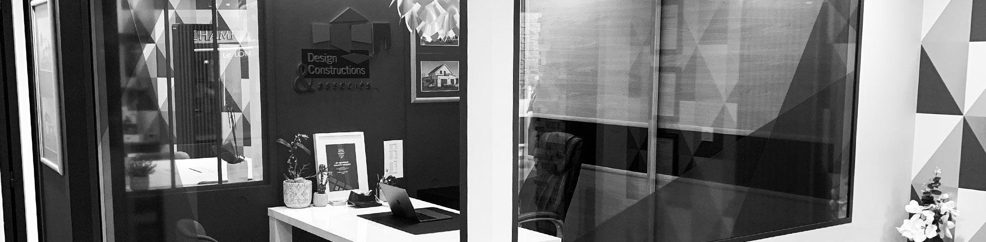 Agence Design Construction & Associés de AVRANCHES, constructeur de maison individuelle